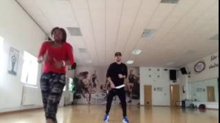 Sarkodie Ft. E.L. - U Go Kill Me New 2016-2017 \Choreography