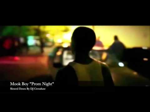 Mook Boy 'Prom Night