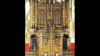 Elgar - Organ Sonata in G Op.28 4. Presto [Herbert Sumsion]