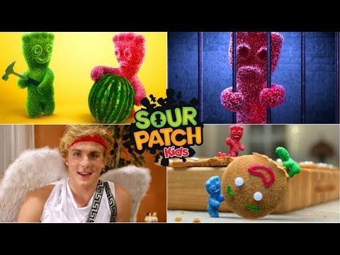 All The Best 17 Sour Patch Kids Sour Patch Kids Commercial 2018 Youtube