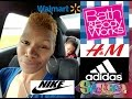 NAME BRAND CLOTHING SHOES & TOY HAUL