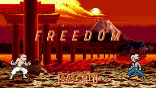 freedom - satchit (Official Lyric Video)
