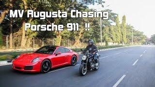 Brand New Porsche 911 and MV Augusta Brutale | SupercarsInBangalore | #78