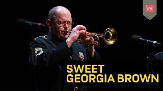 Sweet Georgia Brown - The Jazz Ambassadors