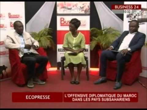 Eco Presse  / L'offensive diplomatique du Maroc dans les pays Subsahariens