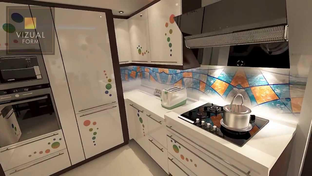 Małe nowoczesne meble kuchenne na zamówienie i dowolny   -> Inspiracje Kuchni Nowoczesnych