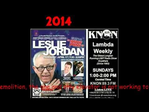 Knon 89.3, Lambda Weekly 2015.09.06 with Leslie Jordan, Lerone & David Taffet