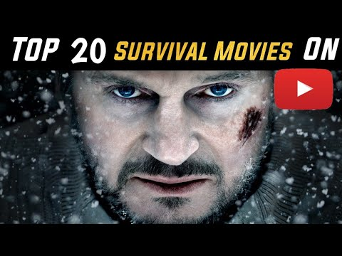 Top 20 Hollywood Survival Movies Available On YouTube (Hindi)