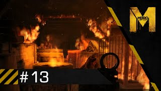 Oktiabrska w ogniu | Metro: Last Light #13 | RecPlay