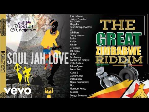 Soul Jah Love - Ndochemera Rugare [Chill Spot Recordz] (Official Audio)