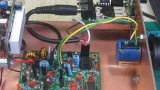 Small Wonder Labs SW20+ QRP Transceiver