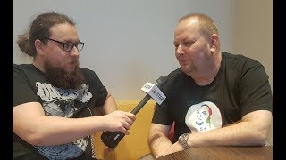 Wywiad: gitarzysta Krzysztof Misiak - o gitarach Ibanez / interview with Krzysztof Misiak (PL)
