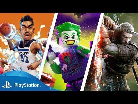 Новости этой недели на PlayStation | 15 октября