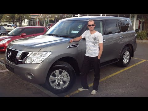 WATCH THIS FIRST! Before you buy a Nissan Patrol Y62 - YouTube