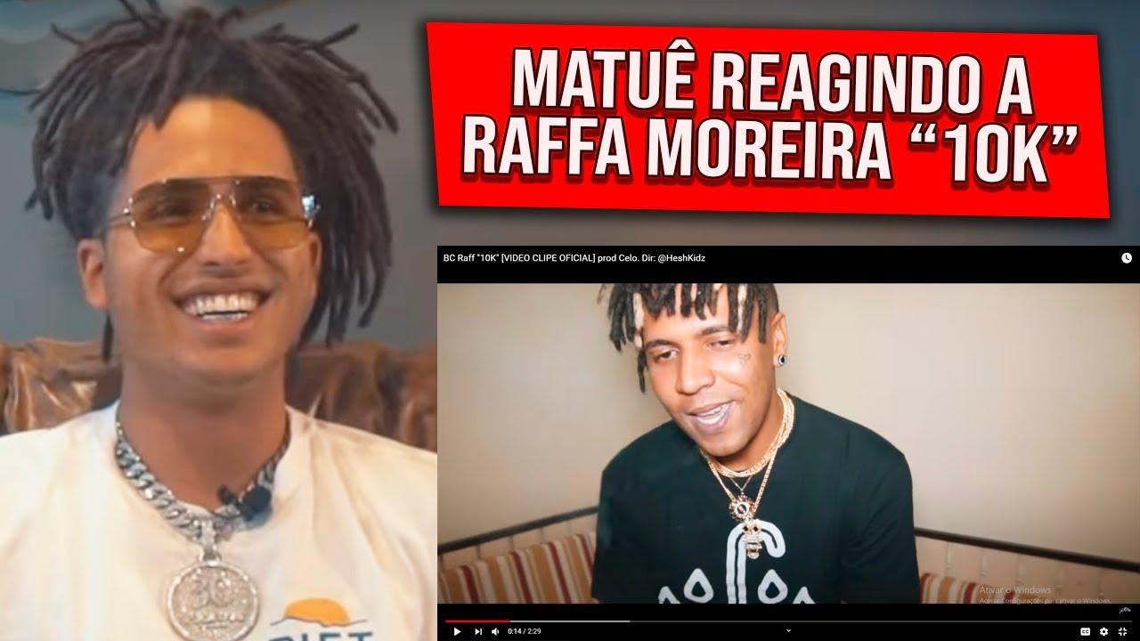 MATUÊ REAGINDO RAFFA MOREIRA (URGENTE 🔥) + P0LÍCIA PEGOU SALVADOR