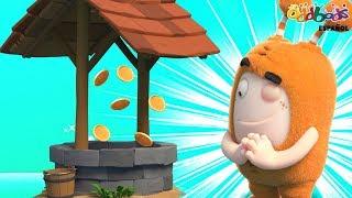 Oddbods | Supersticiones | Dibujos Animados Graciosos Para Niños