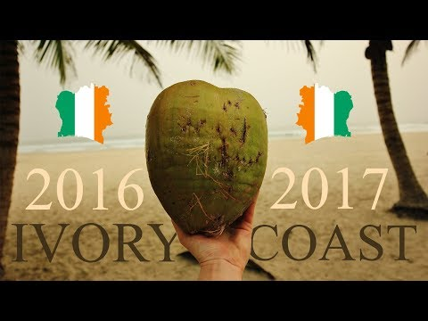 TRAVEL // IVORY COAST (with Baudouin's song)