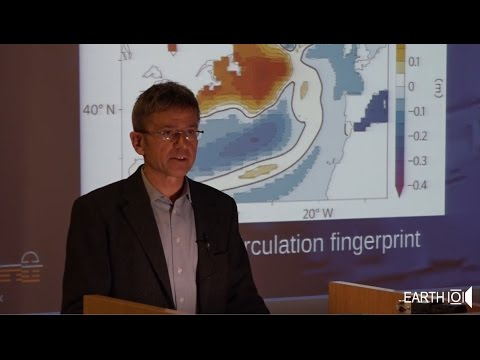 """Rising Seas: How Fast, How Far?"" – the Earth101 lecture"