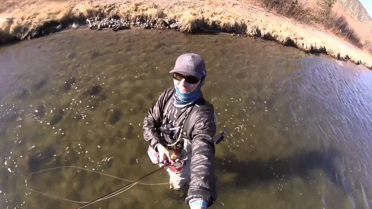 A fly fishing arkansas river colorado video youtube for Fly fishing arkansas