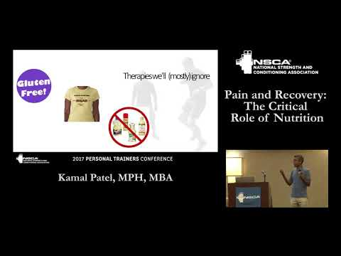 Pain and Recovery: The Critical Role of Nutrition, with Kamal Patel  | NSCA.com