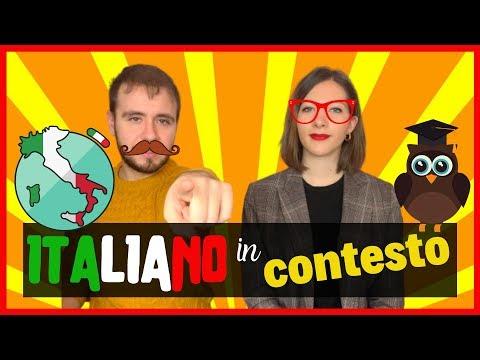 Italiano in Contesto: