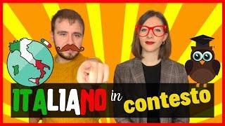 Italiano in Contesto: il Corso che porta l'Italia a casa TUA! 🇮🇹