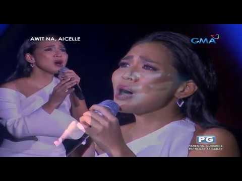 Kapangyarihan ng Pag-Ibig - Aicelle Santos (Awit na Aicelle)