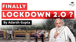 Second Wave of Covid 19 - Is Lockdown 2.0 coming in India?