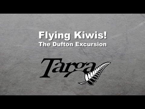 Flying Kiwis- The Dufton Excursion- Targa North Island 2014