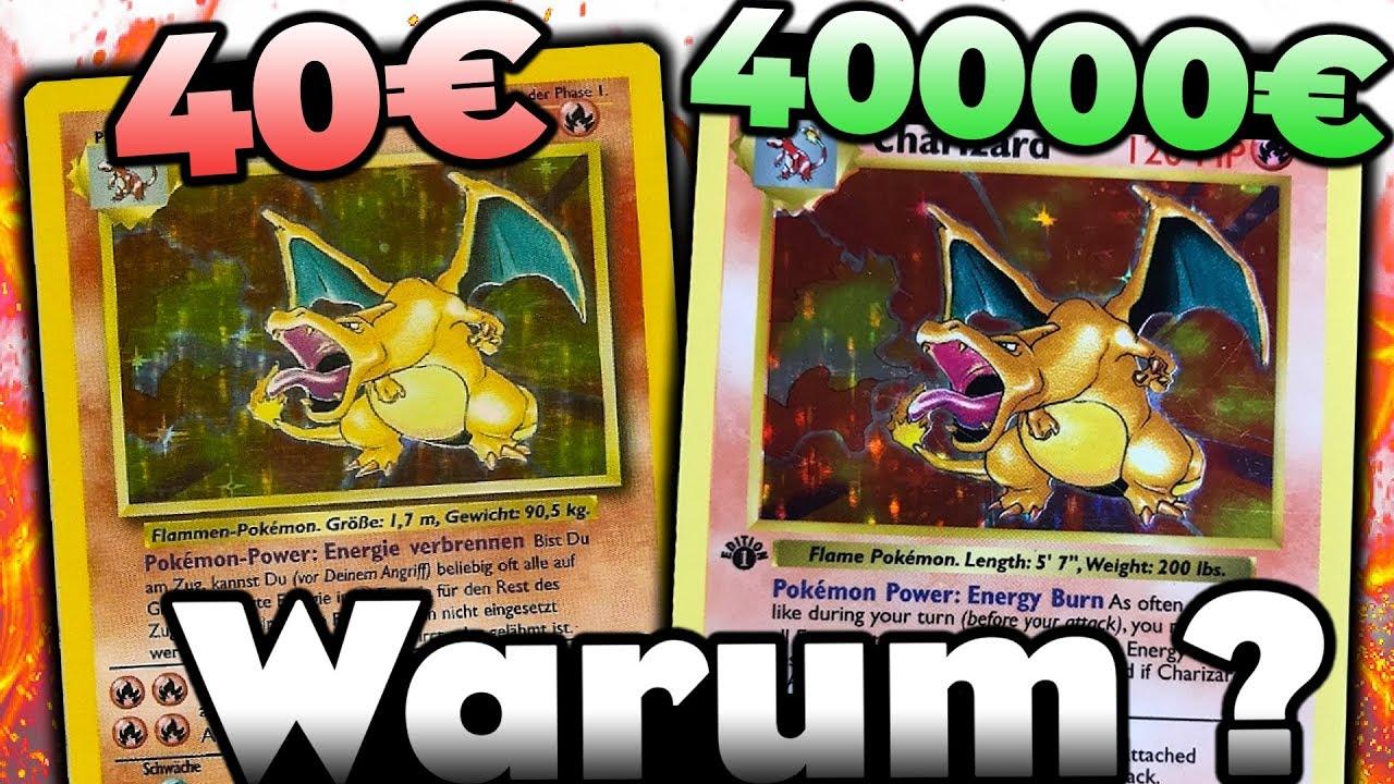 Pokemon Karten 1995 Wert