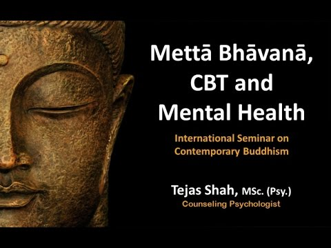 Mettā Bhāvanā, CBT and Mental Health