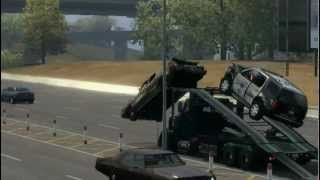 Driver San Francisco Crashes, Stunts and Glitches