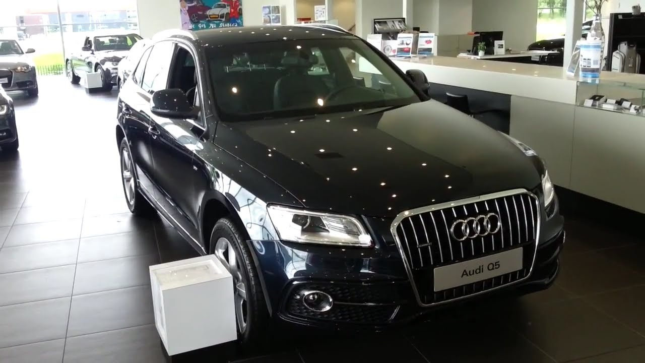 Audi Q5 S Line 2014 In Depth Review Interior Exterior - YouTube