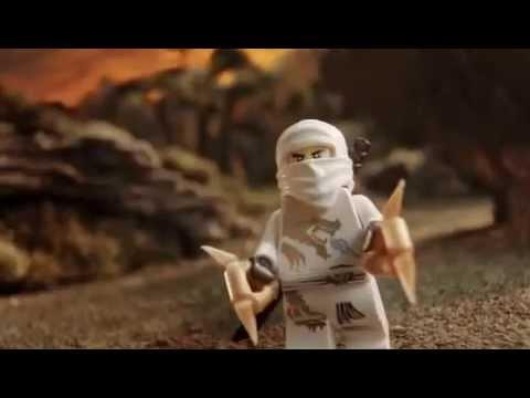 2011 LEGO Ninjago - Turbo Shred Ice Dragon
