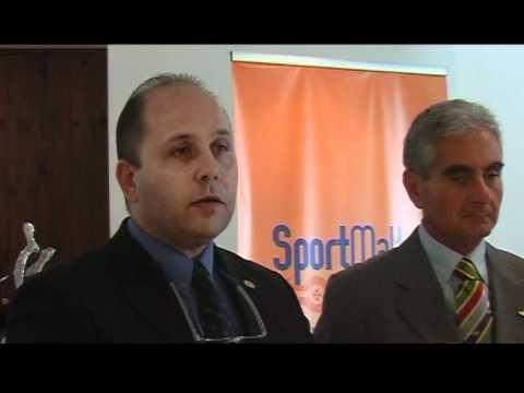 Mr Tonio Cini-Mr. Angelo Sticchi Damiani-MALTA 2011.mpg
