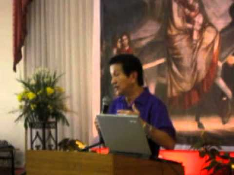 Roilo Golez, National Conference on Family & Life, Antipolo, 2 December 2010 (8)