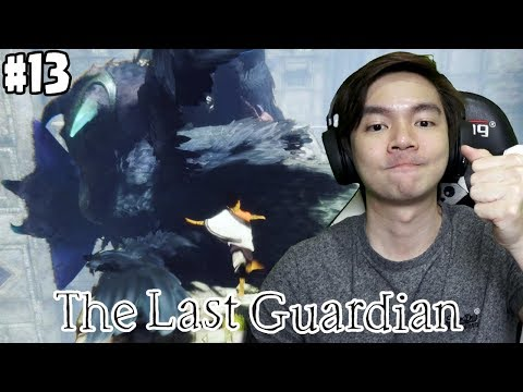 Trico Berantem - The Last Guardian Indonesia - #13