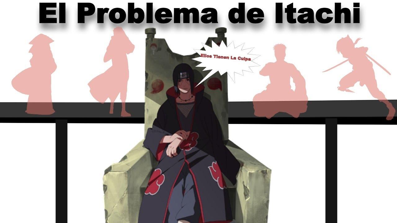 Explicación: La Enfermedad de Itachi Uchiha - Naruto