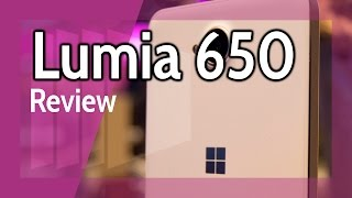 Microsoft Lumia 650 - Análisis