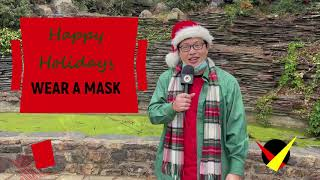 2020 Holiday Shoutout from VmediArts - with Xun Zhang and M Shellie
