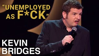 Working At Poundstretcher For Self-esteem | Kevin Bridges: The Story Continues