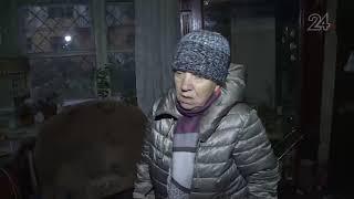 Жители дома по улице Хусана Туфана остались без отопления