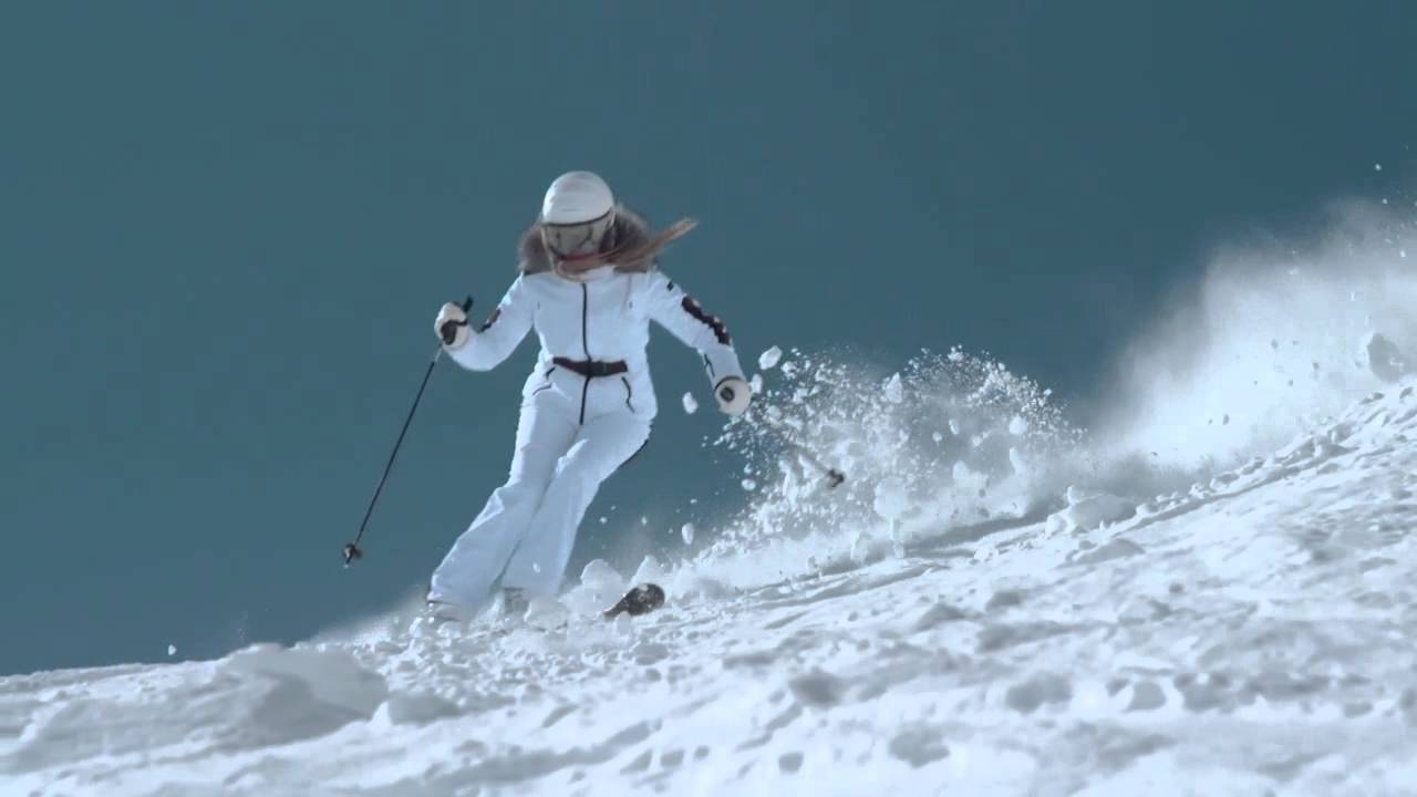 79ea953169 A Bomber Ski Day in Portillo - Best Ski Wear by Fendi - YouTube