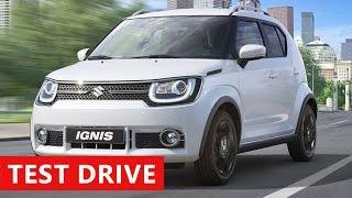 2017 Suzuki Ignis Test Drive - Interior & Exterior