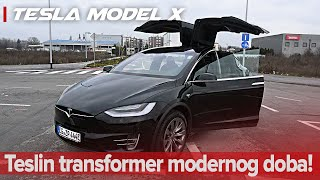 TESLA MODEL X 100D 2019.| TRANSFORMER MODERNOG DOBA - TheEngine #62