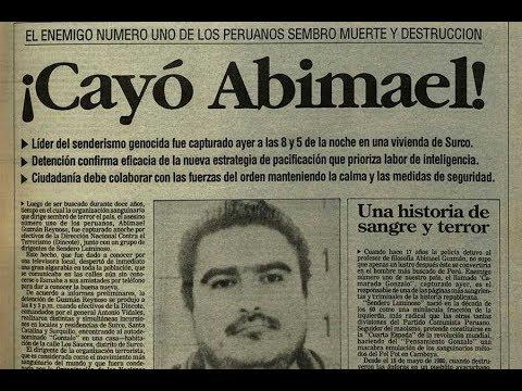 Así lo contamos: 27 años de la captura de Abimael Guzmán - YouTube