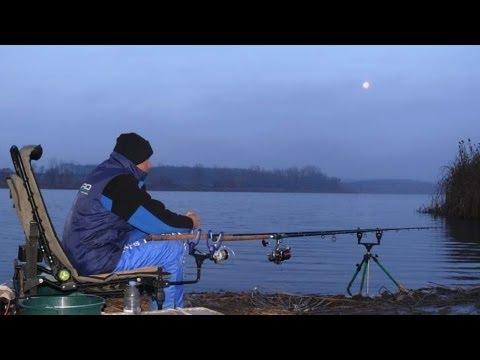 Döme Gábor - Hideg vízi pontyhorgászat feederrel 5. rész - Palotás télen