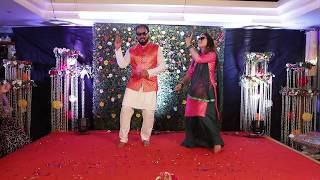 Holud Dance Performance 2019 Akashete Lokkho Tara আকাশেতে লক্ষ তারা চাঁদ কিন্তু একটারে ইয়া ইয়া