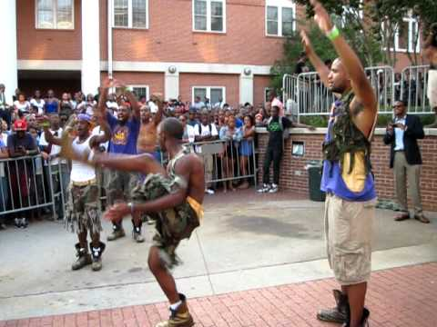 omega psi phi bloody psi chapter youtube