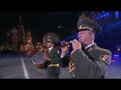 Yerevan Drums And The Band Of The General Staff Of The Armed Forces Of Armenia At The International